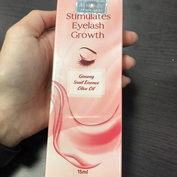 Kích Mọc Dài Mi Almonds